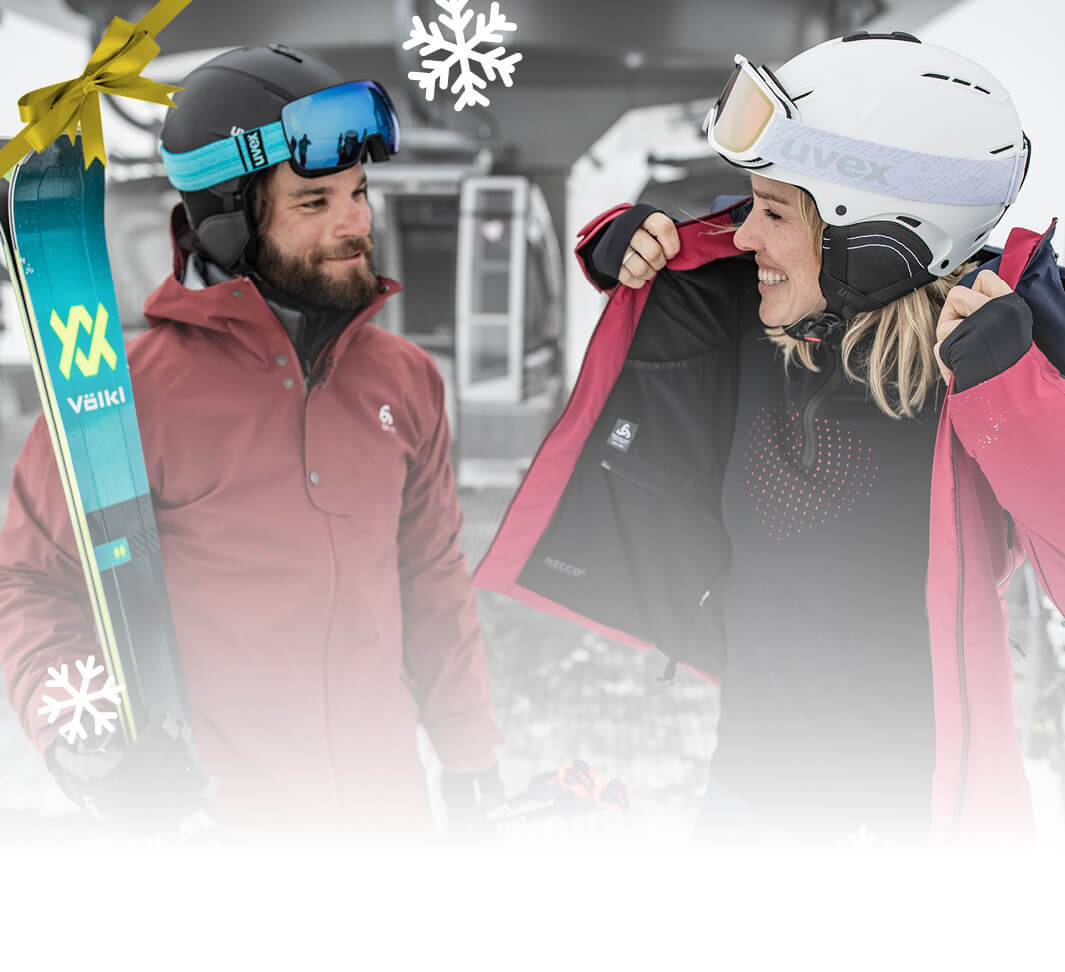 ODLO Skiing New Collection